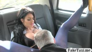 Crazy taxi porn videos with horny cabbies in HD