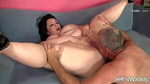 Mollig sex