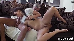 Hardcore, Blowjob, Old and young, Blonde, High definition, Brunette, Teen