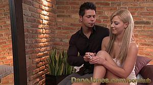 Dane Jones Romantisches Paar